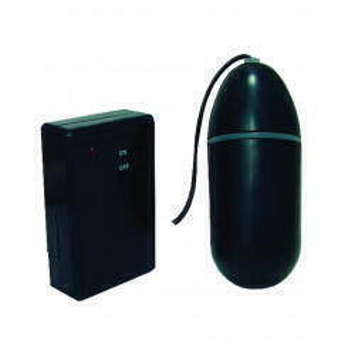 Вибропуля на пульте управления Pipedream Waterproof Remote Control Bullet